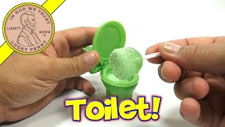 Sour Apple Toilet Bowl Plunger Flush Candy, by Kidsmania
