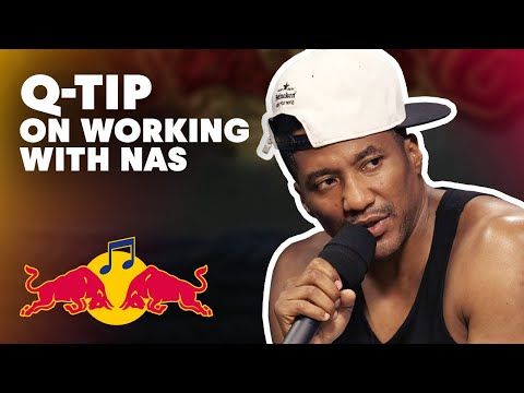 Q-Tip on working with Nas