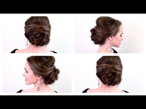 5 Minute Party Updo!