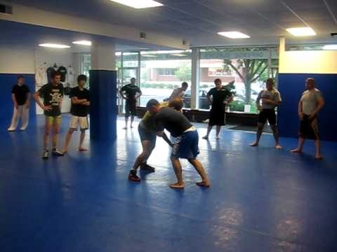 No-Gi BJJ Takedowns with Donnie Defilippis.AVI Image 1