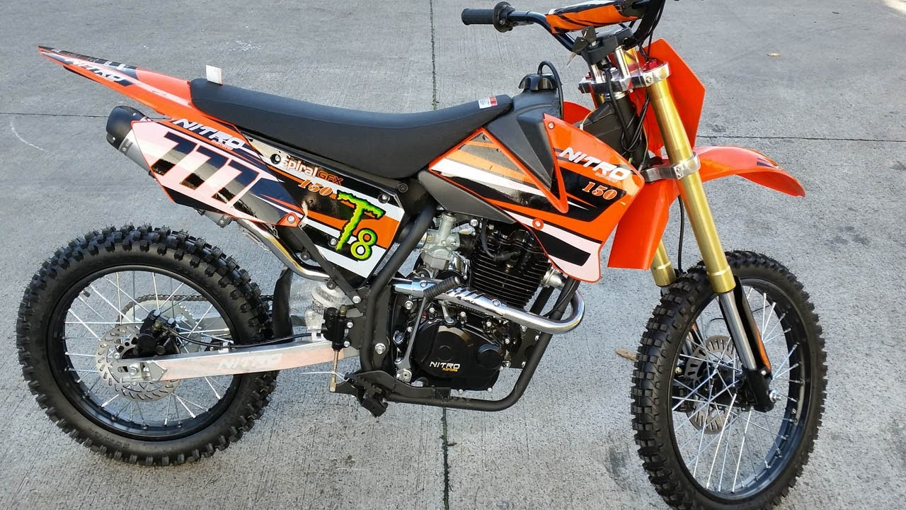 Dirt Bikes 150cc Hurricane cc Dirt Bike from