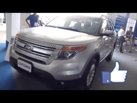 2014 Ford Explorer Limited 2014 video review Caracteristicas venta versión Colombia