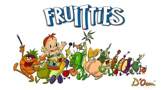 The Fruitties - Theme and ending song (Serbian)