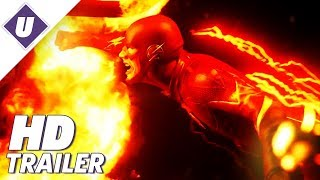 The Flash - Official Comic-Con Season 5 Trailer | SDCC 2018
