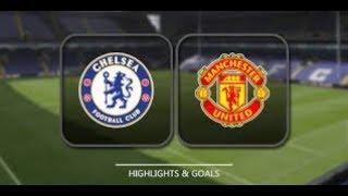 Chelsea vs Manchester United | Full Match | Premier League | 11.05.2017