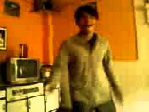 Rakesh Dancing