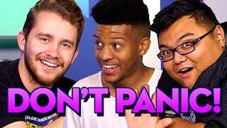 Don't Panic on SourceFedPlays – Nerd V People Be Like!