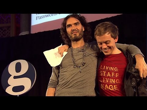 Russell Brand's Revolution: Interview with Owen Jones - Full Length | Guardian Live