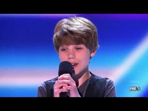 Reed Deming X Factor  Bruno mars Grenade