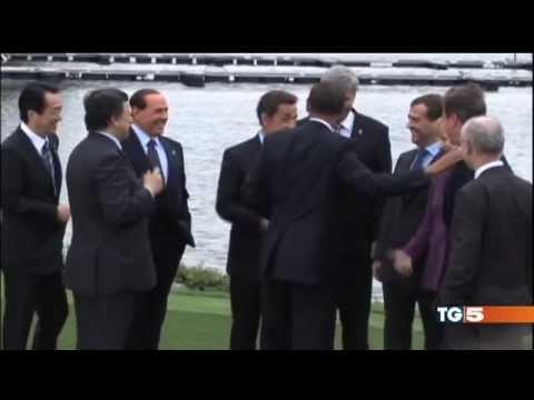 complotto contro l'italia 2011 - Berlusconi, Timothy Geithner, canale5