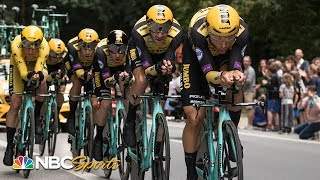 Tour de France 2019: Stage 2 | EXTENDED HIGHLIGHTS | NBC Sports