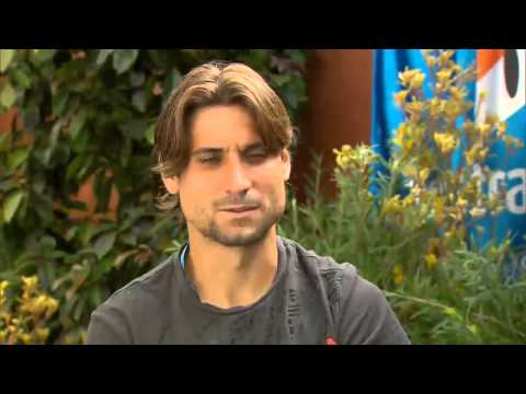 Interview: David Ferrer - Australian Open 2013