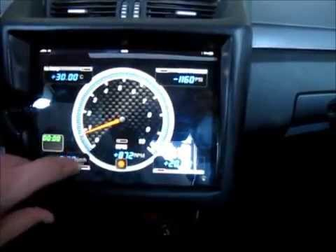 IPAD Best Car Install Without Modifying Your Dashboard
