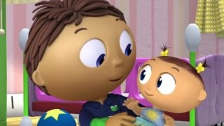 Super WHY! Full Episodes English ✳️ Super Why and Bedtime for Bear ✳️ S02E03 (HD)