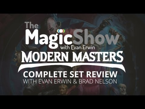 Complete Modern Masters Set Review - Black
