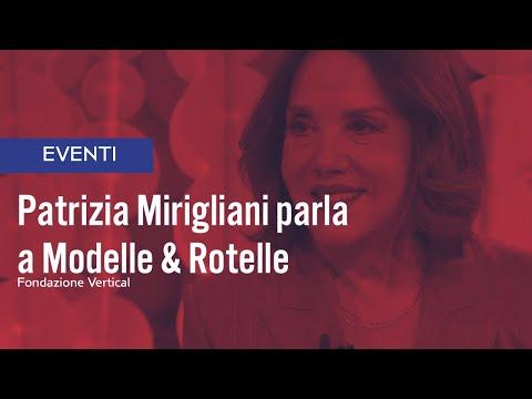 MODELLE&ROTELLE - Intervento di Patrizia Mirigliani (MISS ITALIA)