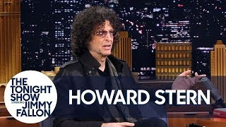 Howard Stern's Cancer Scare Inspired Him to Write Howard Stern Comes Again (Extended Interview)