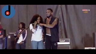D'BANJ LATEST LIVE PERFORMANCE | PHYNO FEST 2017