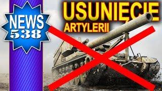 Usunięcie artylerii jednak możliwe - NEWS - World of Tanks