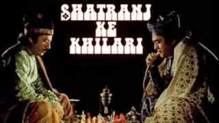 Satyajit Ray's - Shatranj Ke Khilari - Part 1