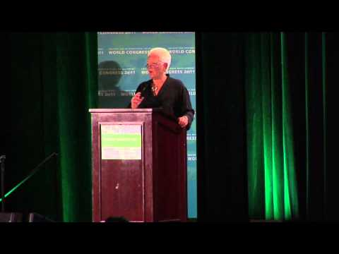 Opening Address with Gayle Smith at the 2011 SID World Congress