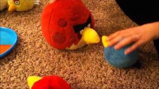 Angry Birds Plush Movie - Split Up