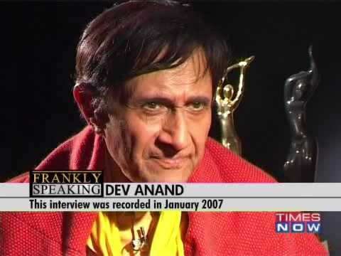 Frankly Speaking: Dev Anand