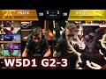 Lagu Fnatic vs Splyce | Game 3 S7 EU LCS Spring 2017 Week 5 Day 1 | FNC vs SPY G3 W5D1