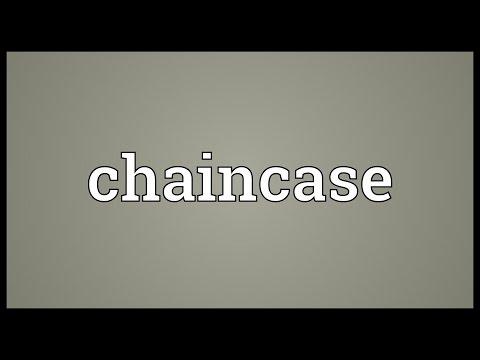 Header of chaincase