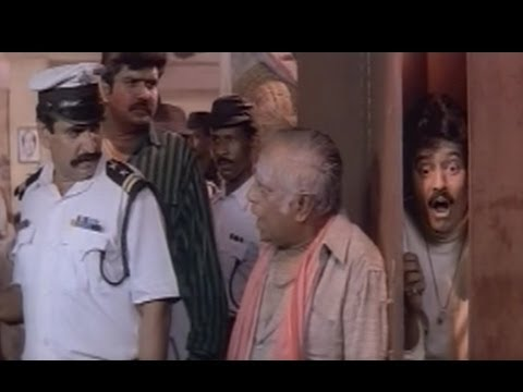 Vivek, Ajith Kumar, M. S. Viswanathan Comedy - Kadhal Mannan Tamil Movie Scene video