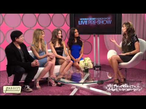 Victoria's Secret New Models: Their First Time