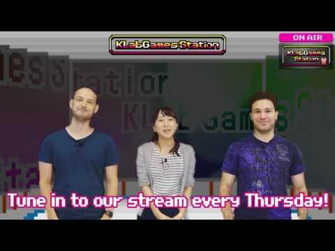 英語ゲームの最新情報を「KLabGames Station」で配信スタート!
