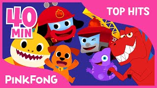 The Best Songs of Mar 2016 | Baby Shark and More | + Compilation | PINKFONG Songs for Children