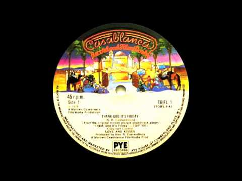 Love & Kisses - Thank God It's Friday (Casablanca Records 1978)