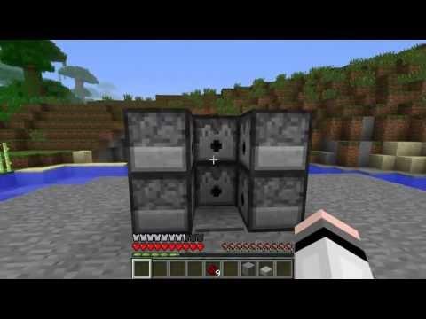 Minecraft 1.8   Best Armor Armour Station Tutorial