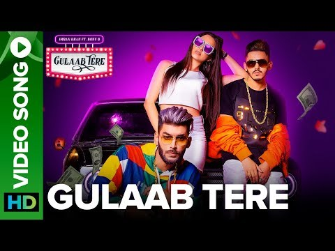 Gulaab Tere - Official Full Video Song | Imran Khan feat. Bonny B