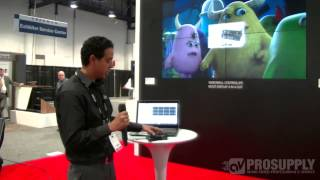 AVProSupply featuring Avenview's HDM-C6VWIP-SET Video Wall Matrix IP extender