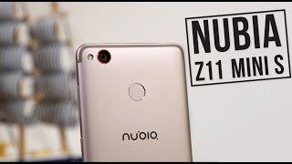ZTE Nubia Z11 Mini S - смартфон просто ОГОНЬ! Обязательно обратите на него внимание!