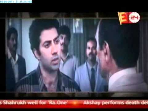 21 Years Later, Sunny Ghayal Again: E Special video