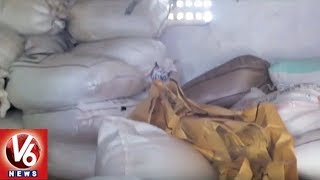 Suryapet Police Busts PDS Ration Rice Scam In Akupamula, Sizes 170 Quintal Rice