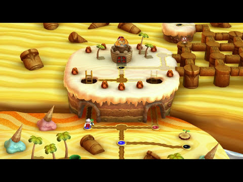 Let's Play Together New Super Mario Bros. U [4] - Internet!