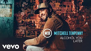 Mitchell Tenpenny Alcohol You Later Audio