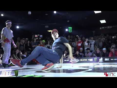 BC One All Stars Vs Yan The Shrimp/Robin - Finals - Freestyle Session 2018 - Pro Breaking Tour - BNC