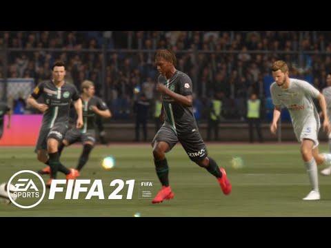 Fifa 21: Schweizer Cup mit dem FC St.Gallen, Viertelfinale [Let's Play][Gameplay][German][Deutsch]