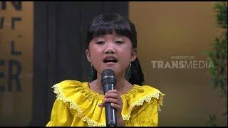 VIRAL! Zainatul Hayat , Anak SD Bersuara Emas | OPERA VAN JAVA | (24/10/18) Part 1