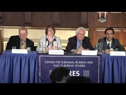 CERES Energy Conference: Panel 2: Prospects for Russian, Caspian and East European Gas