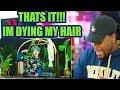 TAEYONG - Long Flight MV | I'm Dying My Hair Green | Reaction!!!