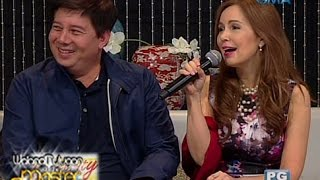 video The romance between Tacloban Mayor Alfred Romualdez and actress Cristina Gonzales