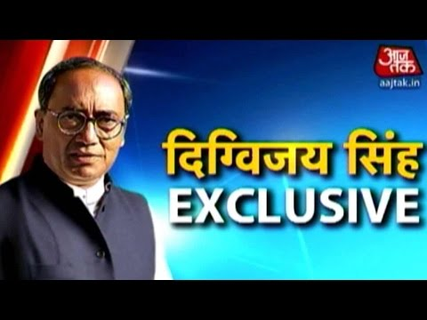 Exclusive: Digvijay Singh On Rahul Gandhi, Congress Leadership & More