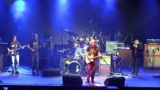 Wielebny Blues Band w Luboniu cz.2    13.10.2012.mp4